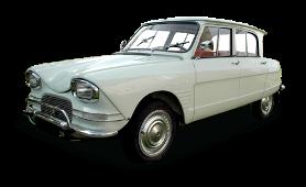 Citroën AMI 6, AMI 8