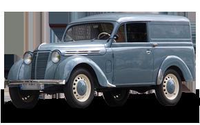 Renault Juva 4 Catalogue