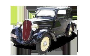 Simca Balilla 6cv - Fiat 508