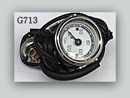 THERMOMÈTRE FOND BLANC avec SONDE (L 1500 mm)