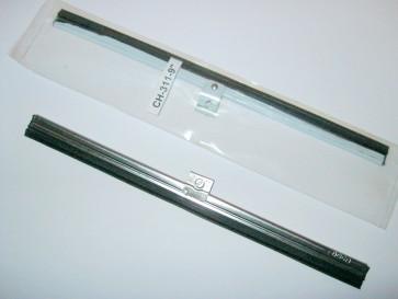 BALAI D'ESSUIE GLACE inox, longueur 225 mm