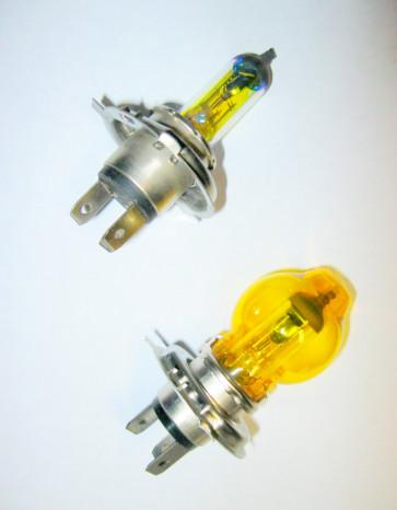 LAMPE IODE H4 BLANC 12 VOLTS 55 x 60 WATTS