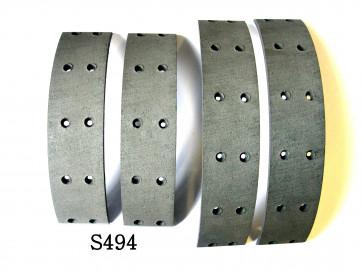 GARNITURES DE FREIN largeur 45 mm