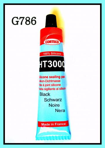 PATE A JOINT noire en tube de 100 ml