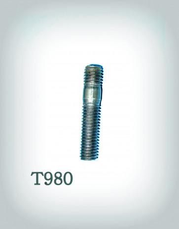 GOUJON DE COLLECTEUR Ø 8 mm, pas 125, longueur 40 mm