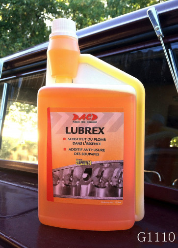 Additif pour Carburant Sans Plomb - Flacon doseur de 1 Litre