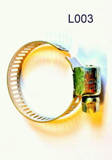 Collier de serrage de durite Ø 16 à 25 mm