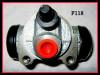 CYLINDRE de ROUE AR, Ø 25.4 mm, Ø filetage 10,8 mm, entrée biais pointe, PEUGEOT 403, 403 D, 404..., SIMCA Aronde...