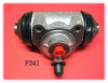 CYLINDRE DE ROUE AR, de Fabrication FRANÇAISE Ø 28,5 mm, filetage Ø 8,8 mm creux + joint - CITROËN HY à partir de 12/1967