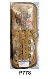 POCHETTE COMPLÈTE de JOINTS MOTEUR - PEUGEOT 203 et 403 8CV 1468 cm3