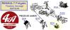 SILENTBLOC MOTEUR, échange standard à réception du vôtre (voir schéma) - RENAULT Frégate, Prairie, 1000kg