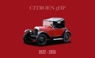 Citroën 5HP