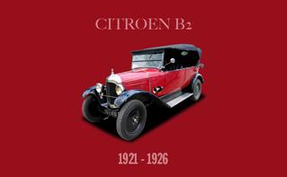 Citroën A-B2-B10-B12-B14