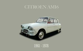 Citroen Ami 6, Ami 8