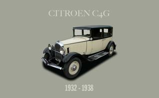Citroën C4G-C4MFP-ROSALIE