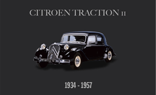 Citroën Traction 11