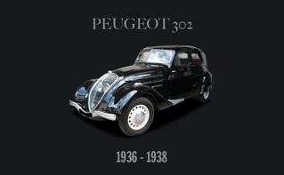Peugeot 302-402