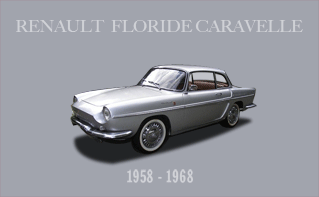 Renault Floride Caravelle
