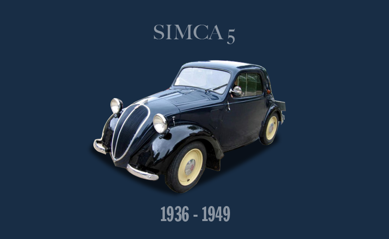 Simca 5 & 6